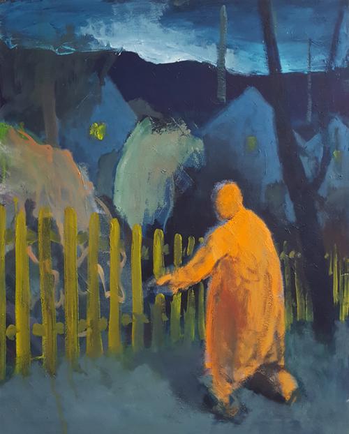 """Kunstraub99: TIM LEIMBACH """"now we´re talking"""" 06.09. – 02.10.2018"""